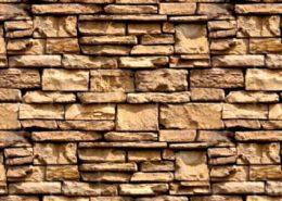 دیوار سنگ ورقه ای