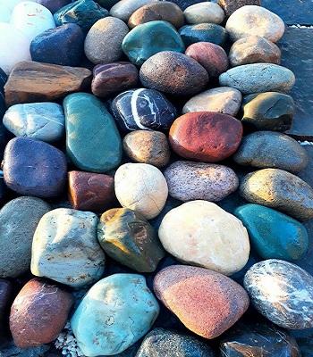 سنگ رودخانه اي