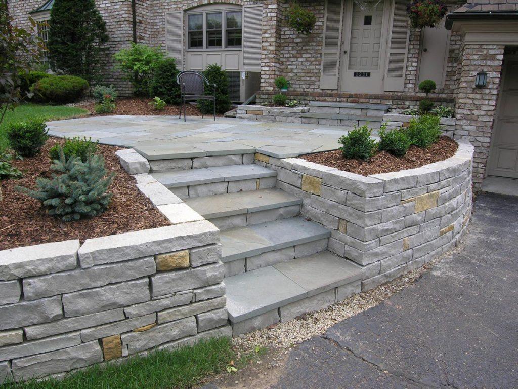 نقش سنگ در طراحی ساختمان