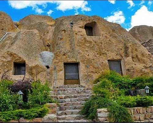 کاربرد سنگ در معماری